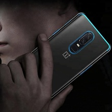 Soft Electroplating Full Protection TPU Case For One plus 5T 6 six ,Cell Phone Mobile Cover Case For Oneplus 6