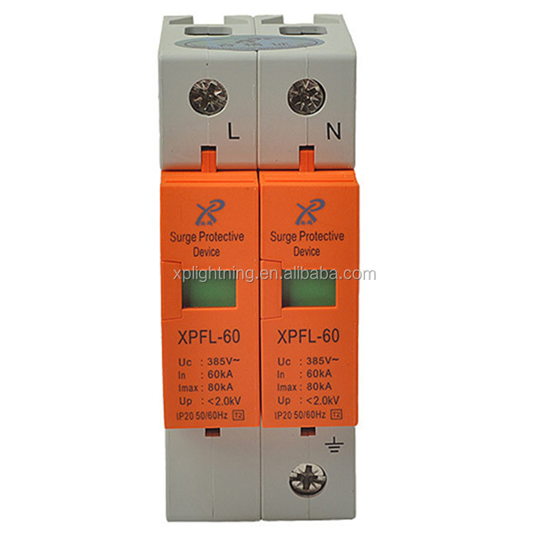 surge protector whole house surge protector at main panel power lightning protection