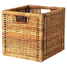 Oem Wholesale Promotion Fashionable Wooden Storage Basket