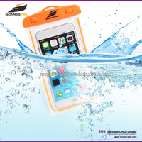 [Somostel] Hot new products waterproof cell phone cases, mobile phone PVC waterproof bag for promotional gift