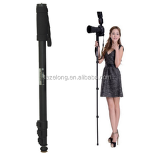 Drop Shipping New Portable WT-1003 Pro Digital Camera DSLR SLR Monopod 171cm With Carry Bag