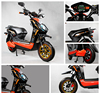 2016 800W Electric Moto Price High Power Adults Electric Motorcycle for adults