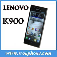 Lowest Lenovo K900 Intel Z2580 Dual Core 2G+16G Android 4.2 5.5'' 1920x1080 FHD