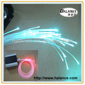lighting pmma plastic 0.75mm fiber optical light cable