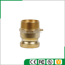 Brass Camlock Coupling/Quick Coupling/Quick Connect Coupling (Type-F)