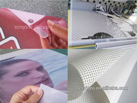 Double sides mesh banner printing for advertising OW06