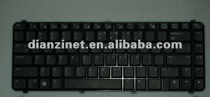 New Laptop keyboard for HP 6530S 6730S US version