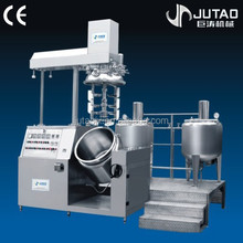 Top Homogenizer Cosmetic Product Plant