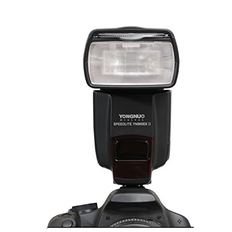 Original Yongnuo Flash YN565EX-II T5/T5i/T3/T3i/SL1 EF-S for Canon 1Dx 5D3 5D2 6D 7D 60D 600D 70D 700D 100D 1200D DSLR Camera