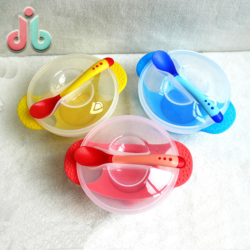Customized Double Plastic Injection Baby Feeding Bowl