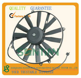 China Wenzhou TS16949 Certificated High Quality Mercedes Radiator Fan Motor/Radiator Cooling Fan 000 500 7093