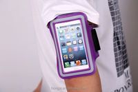 Running Sport Gym Armband Case For Apple Iphone 6 4.7Inch Waterproof Jogging Mobile Phone Arm Bag Case Cover