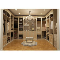 luxury bedroom closet wood wardrobe cabinets with wardrobe accessories