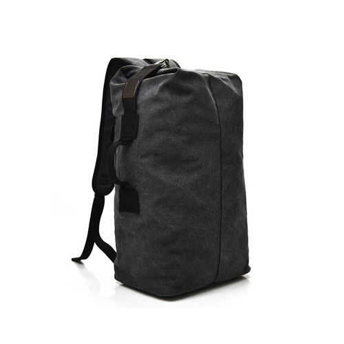 Canvas Travel Backpack Travel Satchel Military Bag