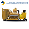 .CE Approved AC Diesel Generator/High Quality Brushless Ac Alternator 5000kw JICHAI