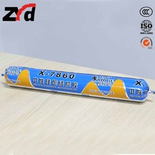 Color customized Ageing resistance High-capacity fiberglass silicone sealant