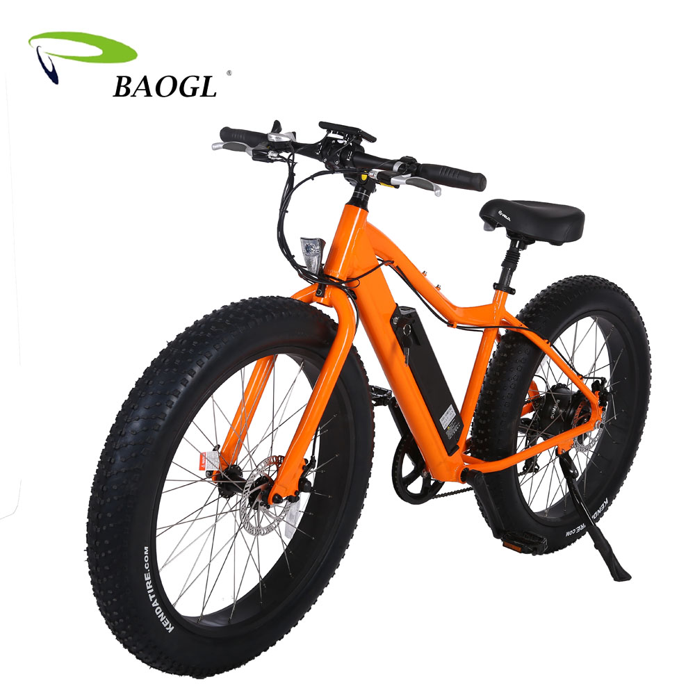 Made In China High Performance Mountain electric bicycle 1000w