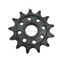 Motorcycle Drving Sprocket, Steel front Motorcycle Sprocket for Kawasaki KX250 F