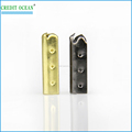 CREDIT OCEAN custom metal aglet for hoodies