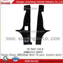 High Quality Steel B Post-Centre Post RH(High Roof) For Toyota Hiace Body Parts Kits