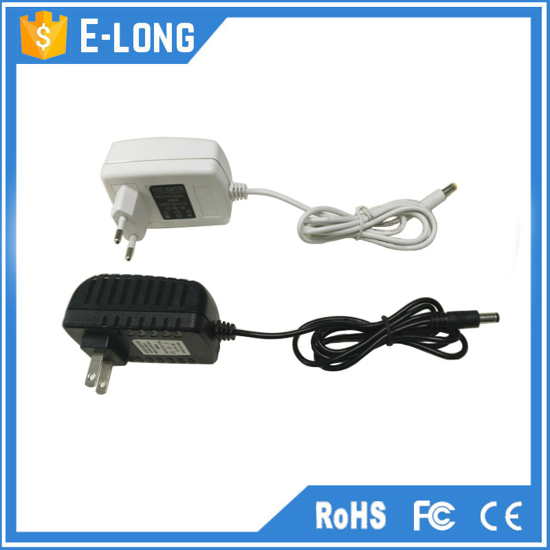 AC DC 12v adaptor for LED light , cctv camera