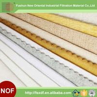 Non-Woven Fabric Air Bag Filter Media China Supplier