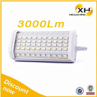 Energy Saving Replace 300W R7s Linear Halogen Floodlight 118mm Security Light Bulb