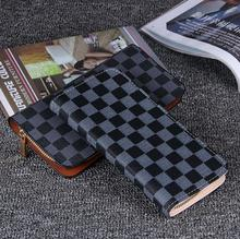 Hot Selling Colorful PU Wallet Lady Leather Wallet