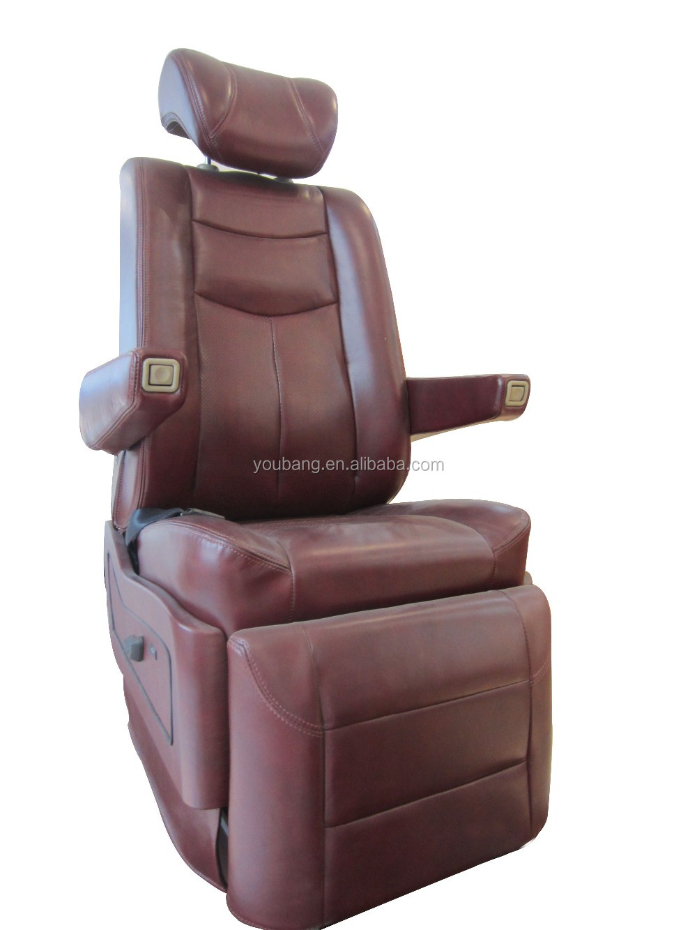 Overseas service center luxury auto seats with new style