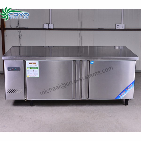 stainless steel counter top fridge,counter top freezer, counter top chiller