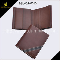 Guangdong men's wallet cases man leather wallet manufacturer
