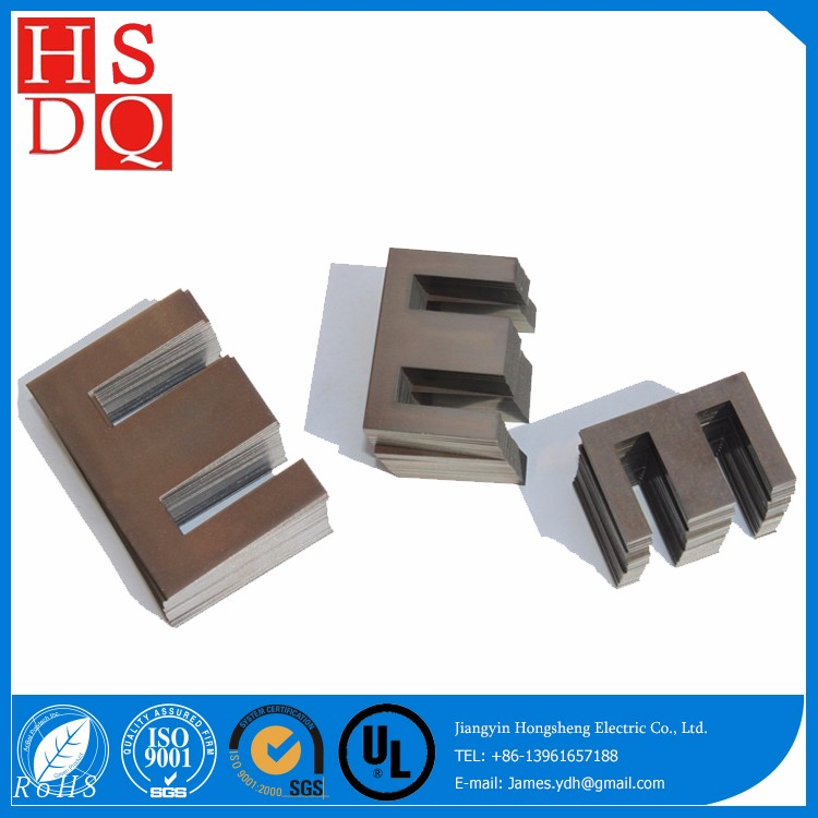Single Phase Transformer Silicon Lamination Sheet Steel