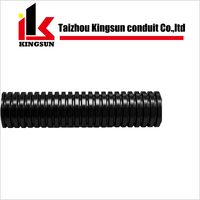 Plastic PE Flexible Corrugated Electrical Conduit