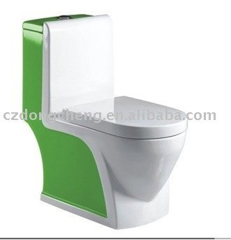 Silence Siphon One-piece Toilet( sanitaryware toilet)