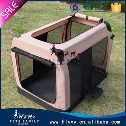 Fashionable professional pet travel dog carrier
