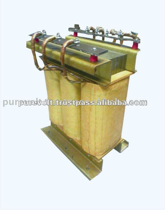 3-phase dry type Isolation transformer