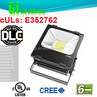 Top quality IP65 UL cUL(UL NO.E352762) DLC outdoor 150 watt LED flood light