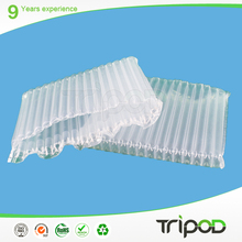 Bubble Cushion Wrap Plastic Bag For Electronics , Air Column Packaging