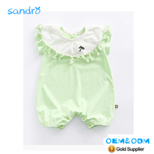 Bamboo fiber baby romper2017new salling fashion baby clothes rompers