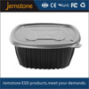 Tray Type and PET Plastic Type pp food trays with three compartments