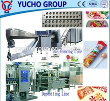 China Big Factory Lollipop/Soft/Toffee/Hard Candy Making Machine