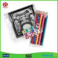 plastic gummy candy packing bag/ plastic wrapper for candy