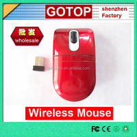 Personalized Laptop Wireless Mouse 2.4g wireless mouse optical wireless mouse