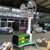 Manufacturer of Mobile lighting Tower telescopic led light mast tower