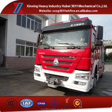 China Supplier 8t Truck Type Of Fire Fighting Rescue Truck Factory Sale