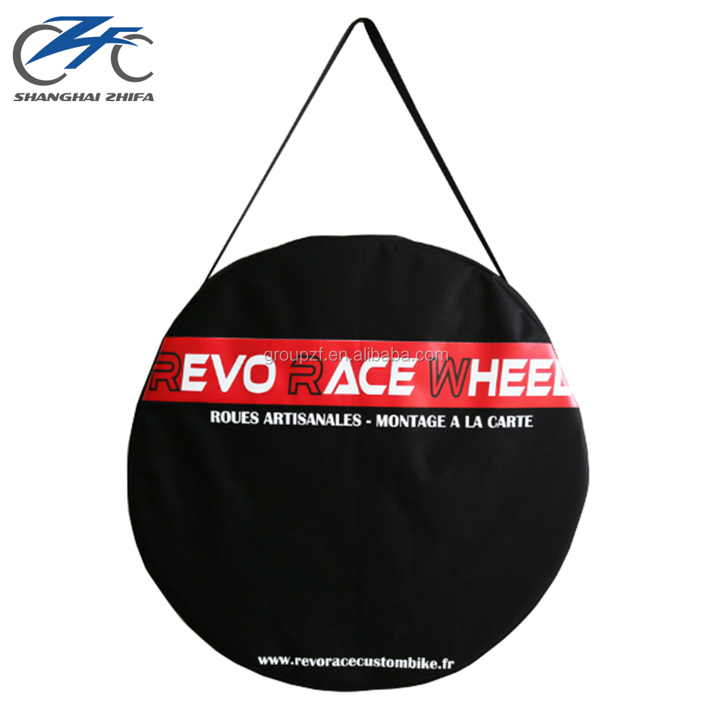 B6005 Promotion China Factory Padded Bicycle Bike Transport Rear Pack Packing Best Backpack Cycle Wheel Bag