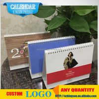 Customized Desk Table Calendar For Gift