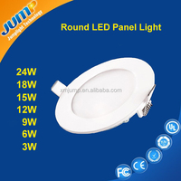 HongKong Lighting Fair Hot Sale ! 18W Round LED Panel light SMD2835