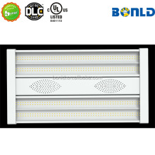 New Design 170W 4FT Suspended Ceiling Linear Led High Bay Hanging Lights dlc ul cul listed