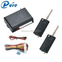 Wholesale Car Alarm One Way Alarm Car DC 12V Voltage and Remote Control Function Car Alarm